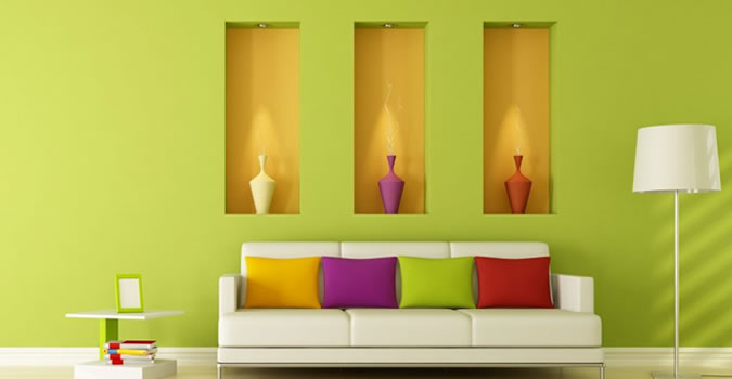 Interior Design Painting in Providence